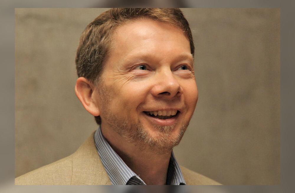 Eckhart Tolle: Inimkonna kollektiivne ärkamine pole mitte võimalus, vaid vajadus