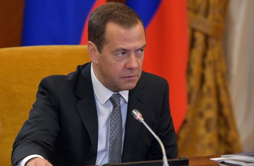 Medvedev: USA alustas täiemõõdulist kaubandussõda, lootusel suhete paranemisele on lõpp
