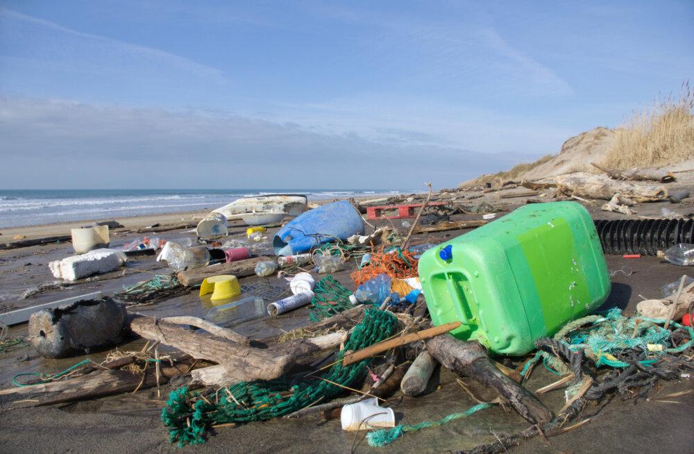 Tohutu ookeanipuhastussüsteem, mis on kavas käiku lasta 2016. aastal