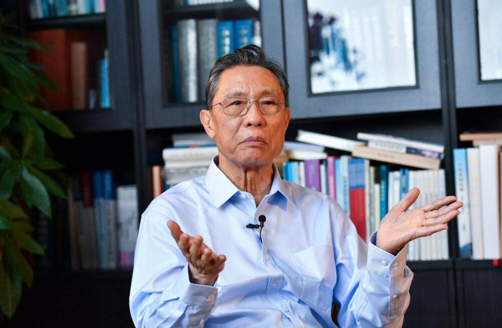Hiina peaepidemioloog: Wuhan varjas aasta algul tõde koroonaviiruse leviku kohta