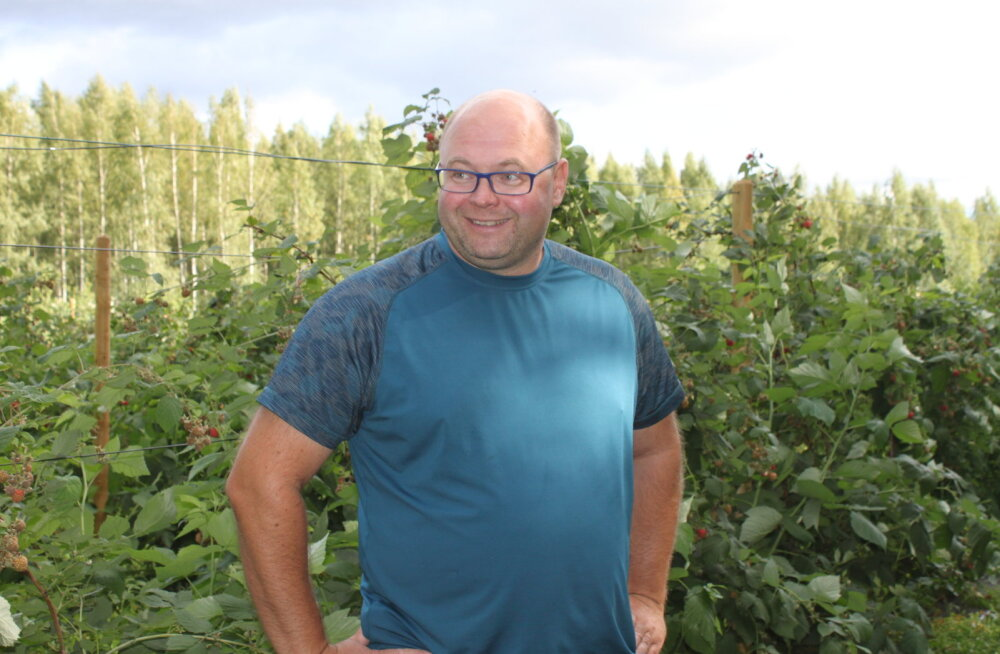 Tänavune parim taimekasvataja on Raivo Sell