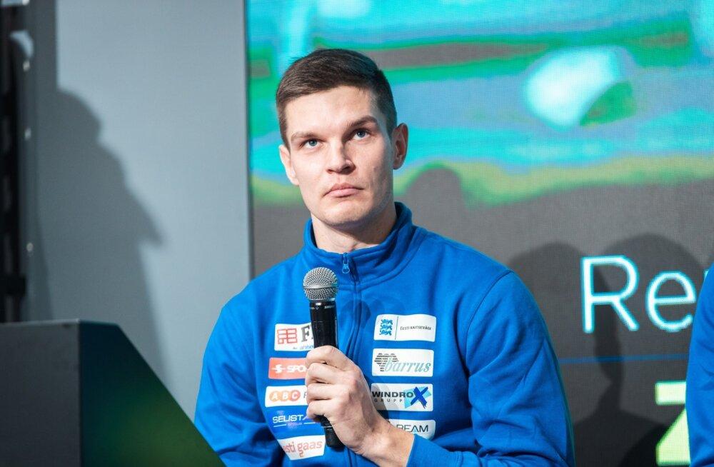 Pühapäeval Eestisse jõudnud Rene Zahkna paigutas end kaheks nädalaks karantiini.