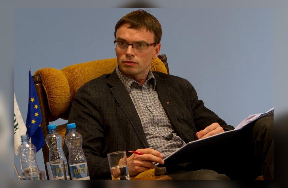 Миксер: оккупировал Эстонию не русский язык, а преступный режим