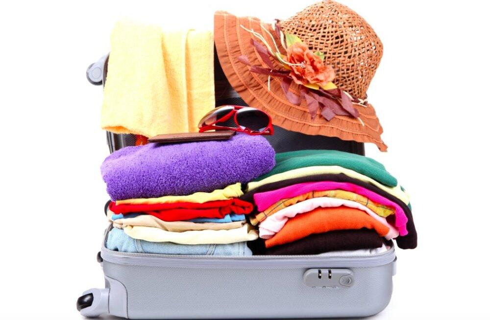 7 ülivajalikku asja, mis reisile minnes alati unustatakse kaasa pakkida