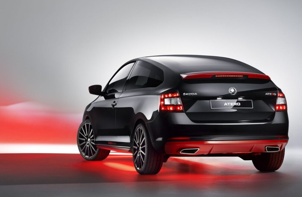 Kõlakas! Škoda toob Kodiaqi järel välja ka Model Q ja Model K