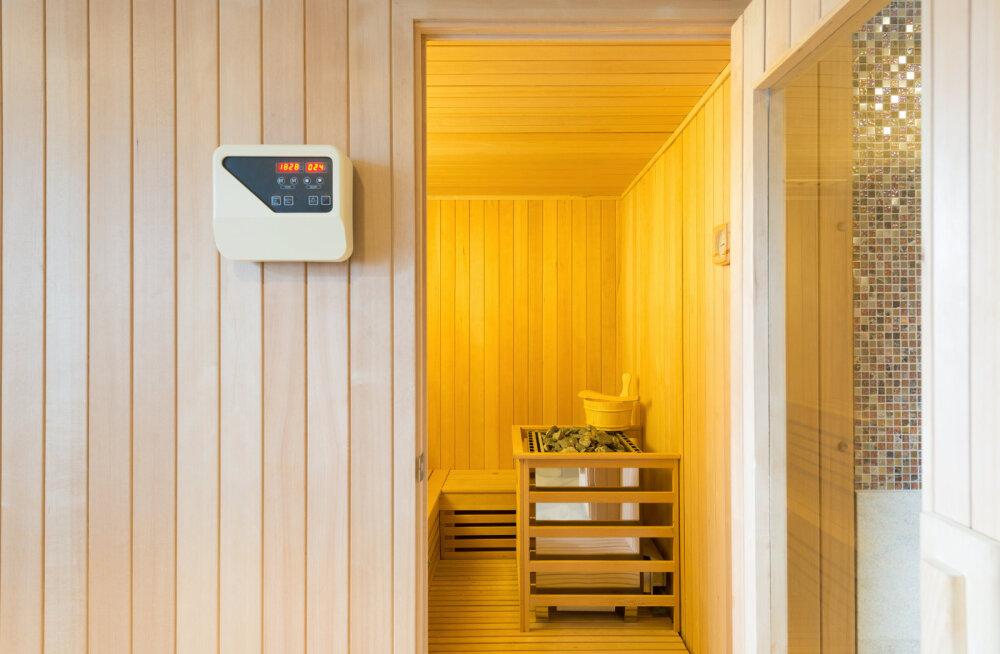 Omaalgatuslikult korterisse sauna ehitamine võib tuua suure jama