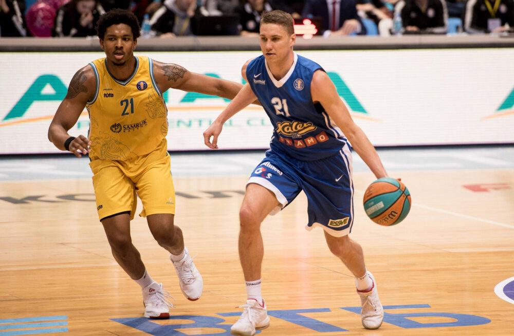 BLOGI | Kalev/Cramo võitis Kasahstanis üliolulise kohtumise ja tõusis Ühisliigas kaheksa sekka!