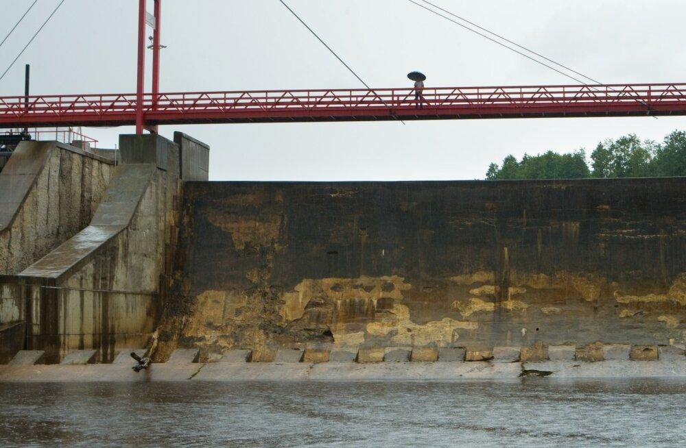 Linnamäe hüdroelektrijaama saatus otsustatakse lähikuudel.