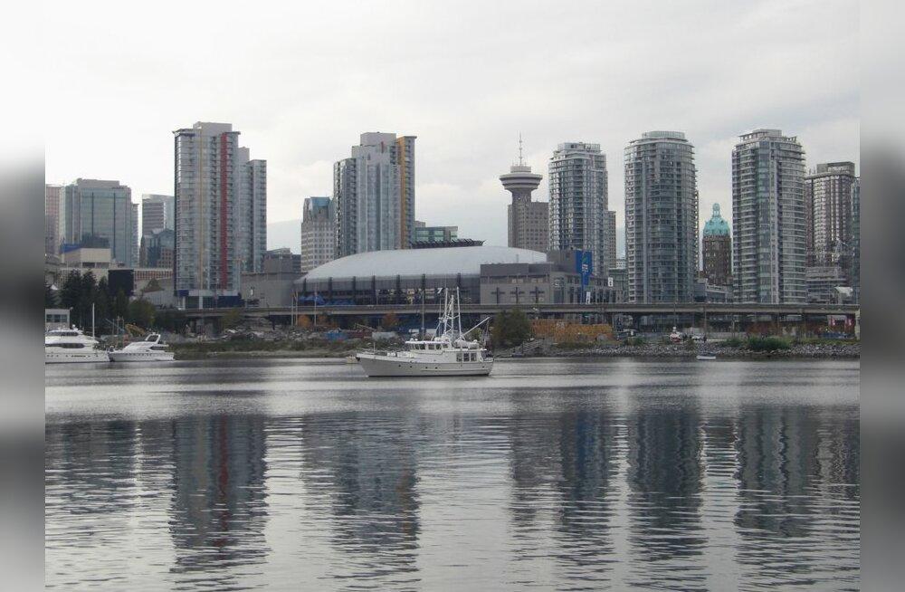Vancouver on endistviisi maailma parima elukeskkonnaga linn