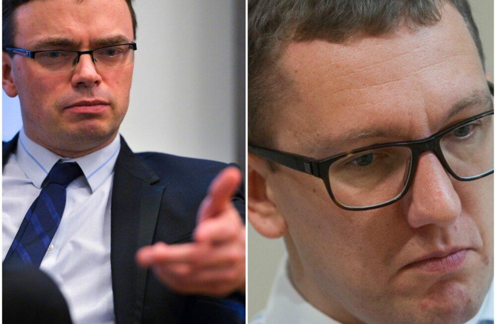 Mikseri kiri erakonnakaaslastele: rünnak Ossinovski vastu on Kristen Michali kättemaksuaktsioon eelmise nädala riigikogu hääletuse eest