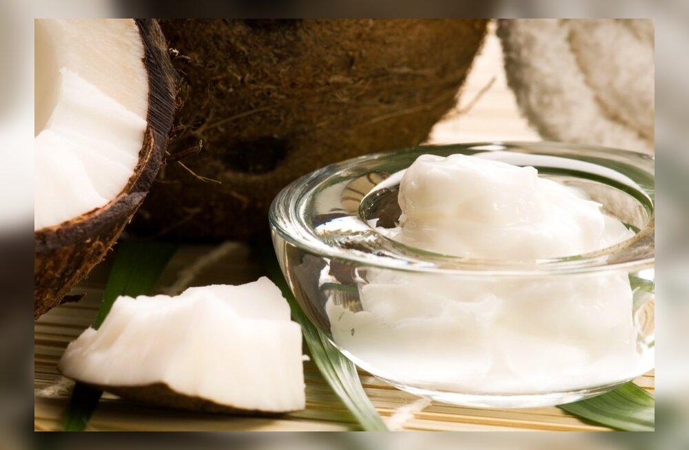 Imeline iluvahend sinu köögis — kookosõli