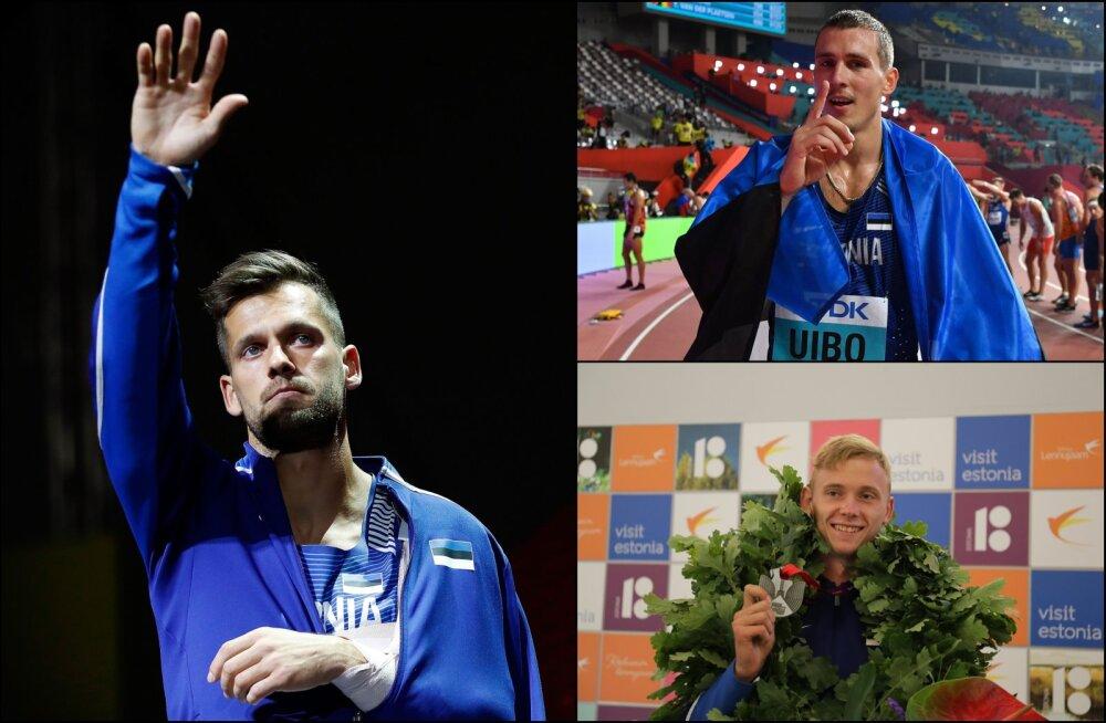 HÄÄLETA | Kes oli Eesti 2019. aasta parim kergejõustiklane?