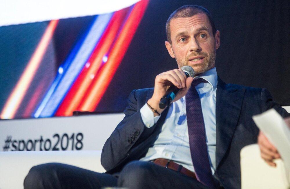 UEFA kinnitas kolmanda klubisarja loomist. Kas võimaluse saavad ka Eesti klubid?