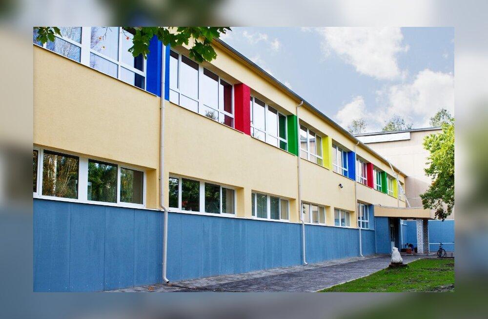 Йыхвиская русская школа: отодвинется ли новоселье?
