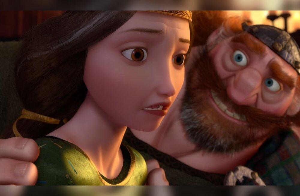 TEST: kas tunned neid Disney filmide isasid?