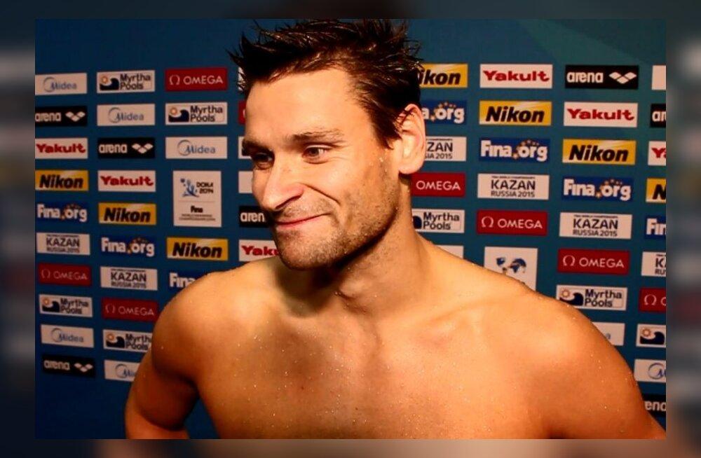 Martti Aljand pääses MM-il poolfinaali
