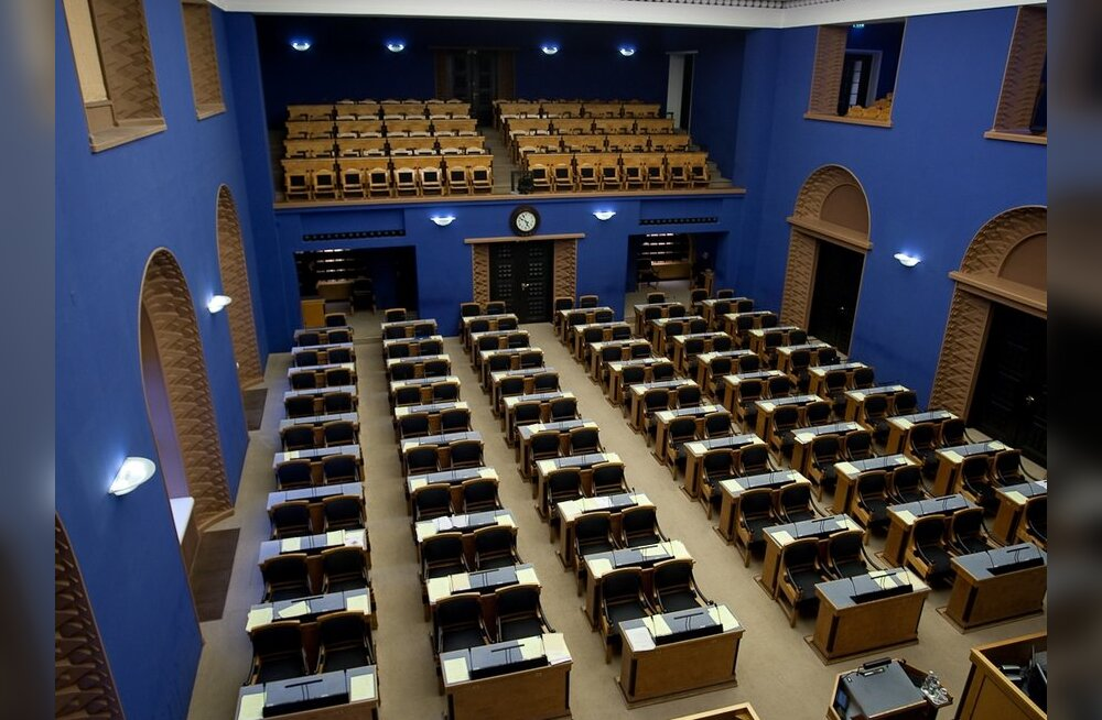 Uus riigikogu alustab puhtalt lehelt