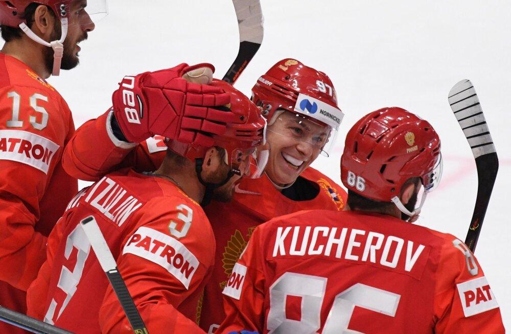 Venemaa hokimeestel on rõõmustamiseks põhjust.