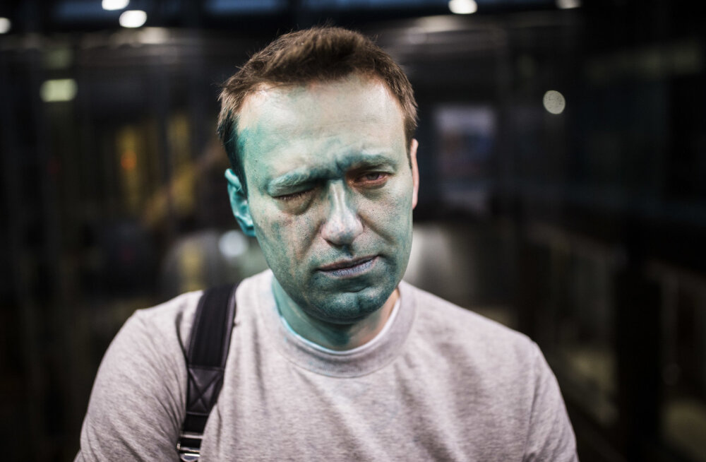 Navalnõi lubatakse välismaale vigastatud silma ravima