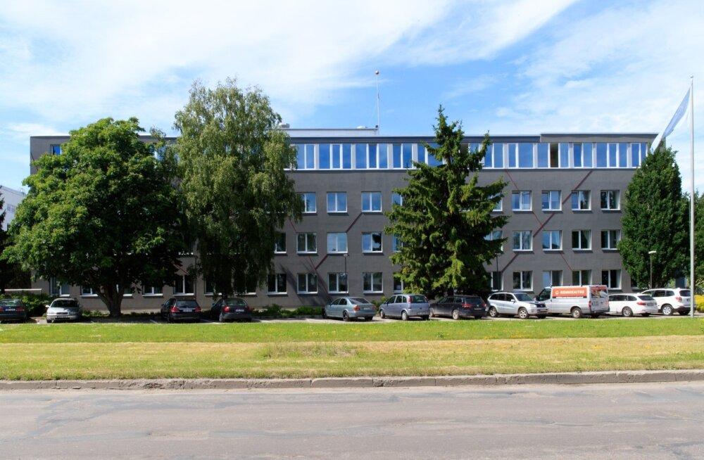 Laki 24 hoone on vana Eesti Energia peahoone.
