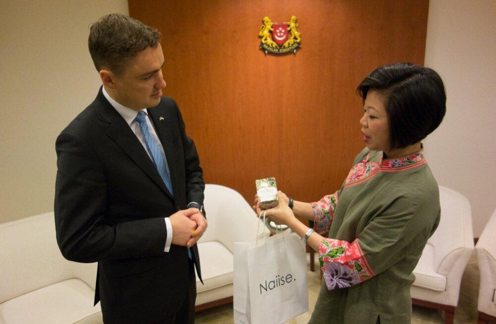 Taavi Rõivase visiit Malaisias ja Singapuris