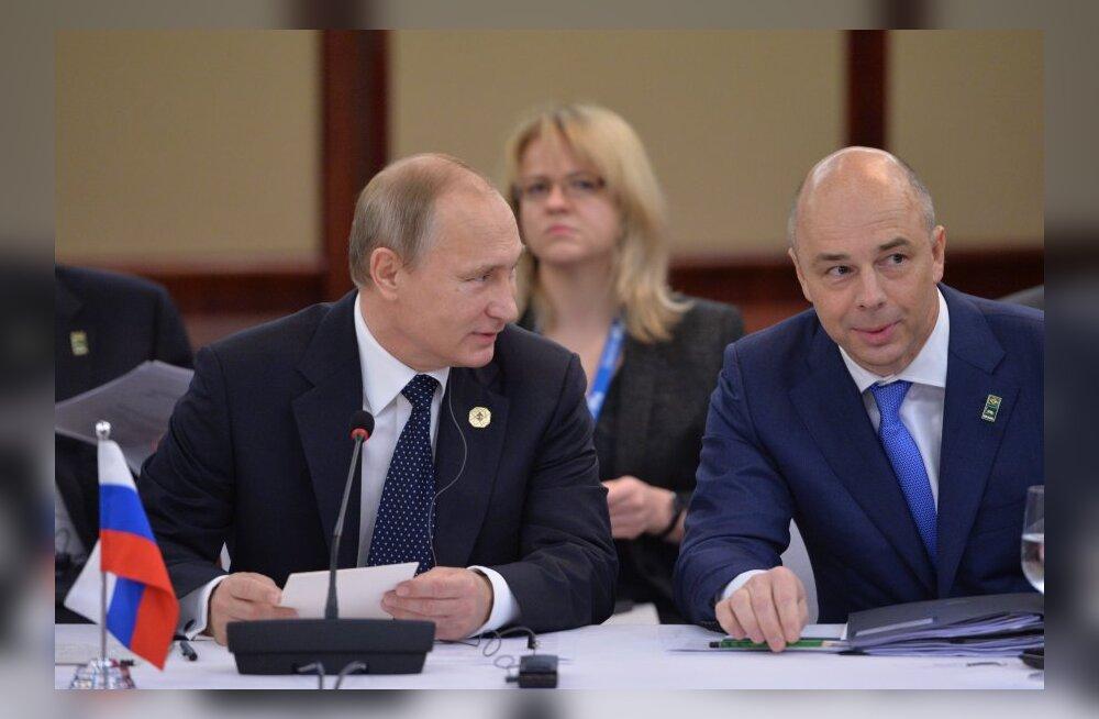 Venemaa ähvardab Ukrainalt laenu enne tähtaega sisse nõuda