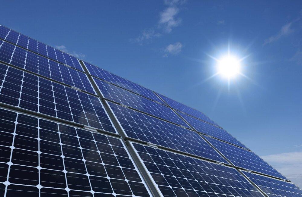 Päikesevarjutus pani alumiiniumitehased seisma, sest elektrit jäi väheks
