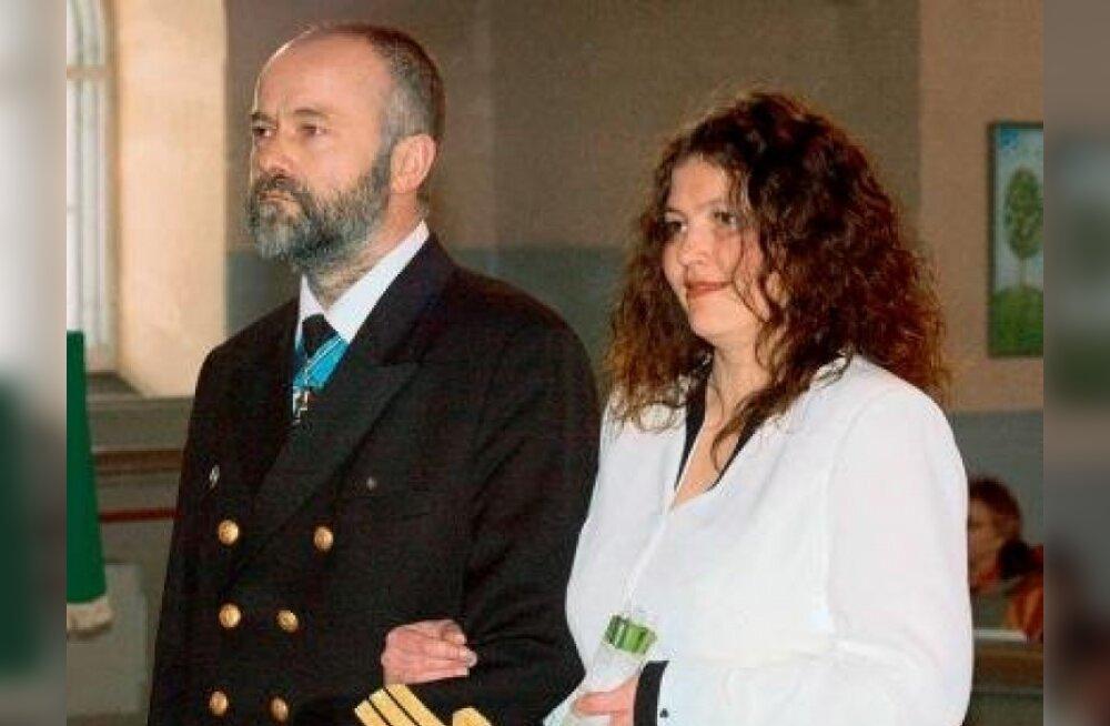 Mart Saarso abiellus