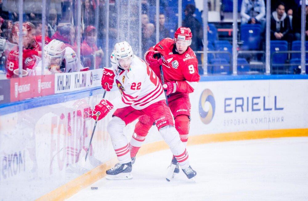 Täna algab piletimüük KHLi mängudele Tallinnas! Helsingi Jokerit võõrustavad Venemaa klubisid
