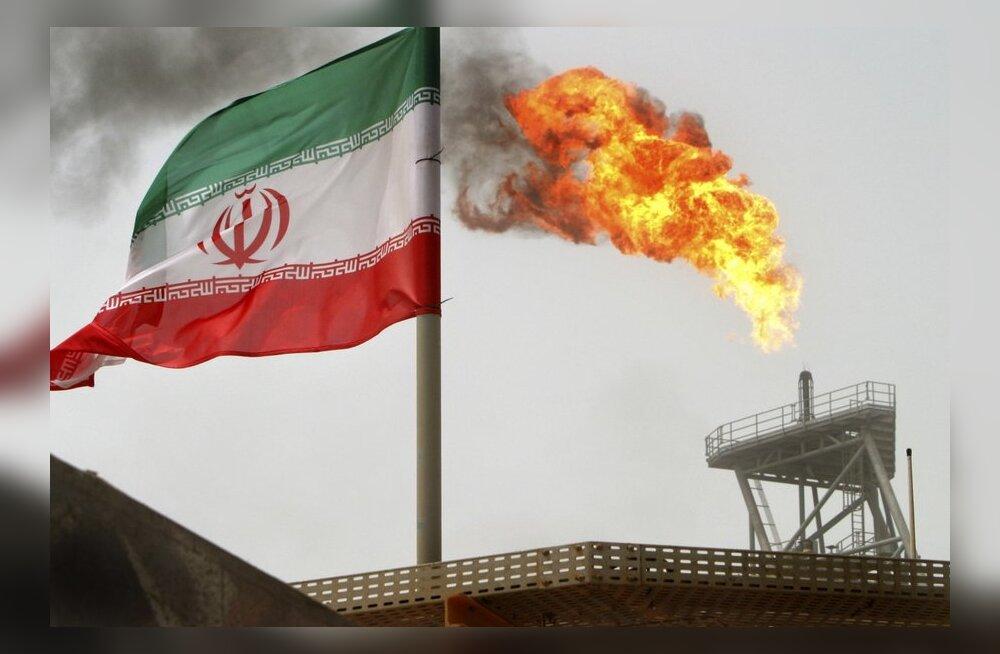 Iraan hoiatas Euroopa Liitu naftaembargo tagajärgede eest