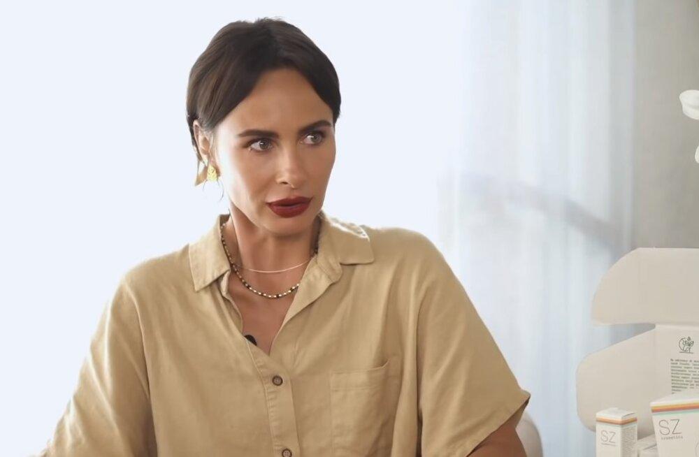 Саша Зверева стала мамой в четвертый раз