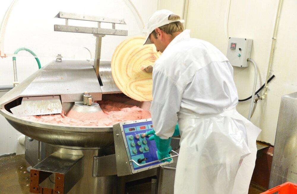 Linnamäe lihatööstus