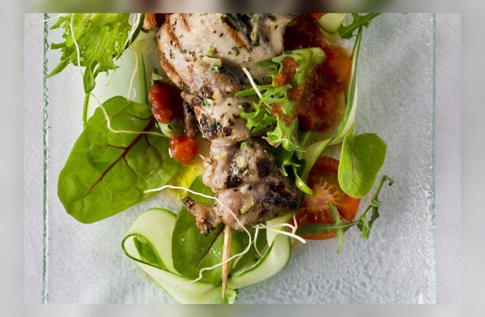 Taljesõbralik grilliretsept kalkunilihast ja eratreeneri viis kõige tähtsamat toitumisnõuannet algavaks suveks
