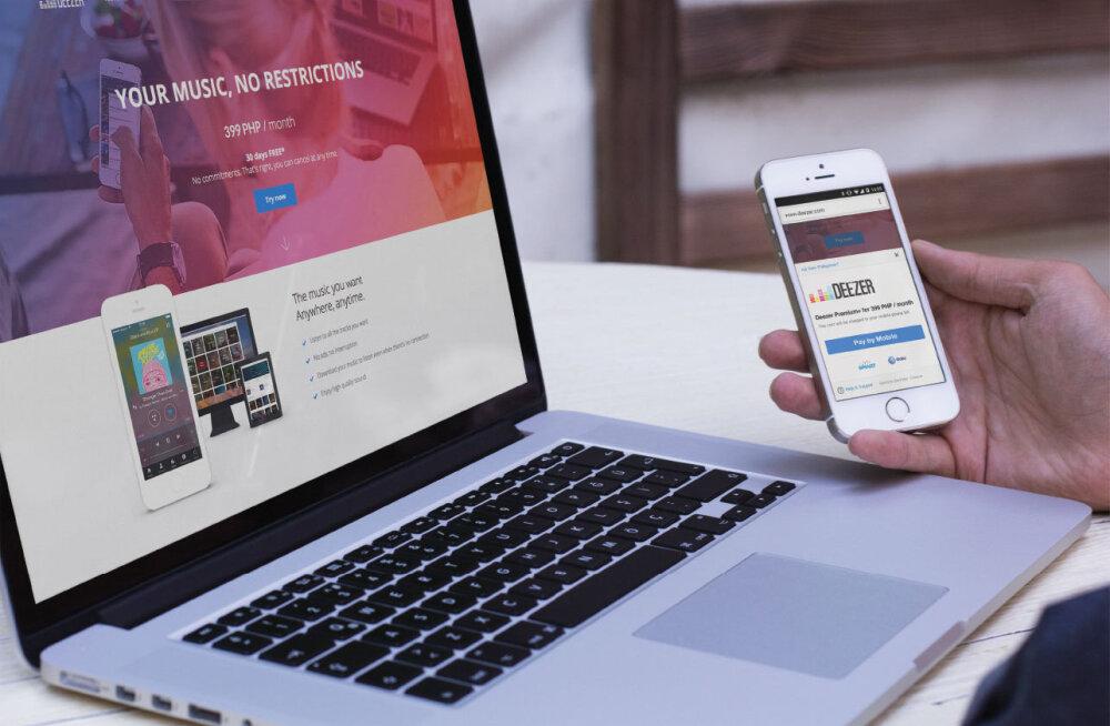 Eesti maksefirma alustas Aasias koostööd suure muusika voogedastusteenusega