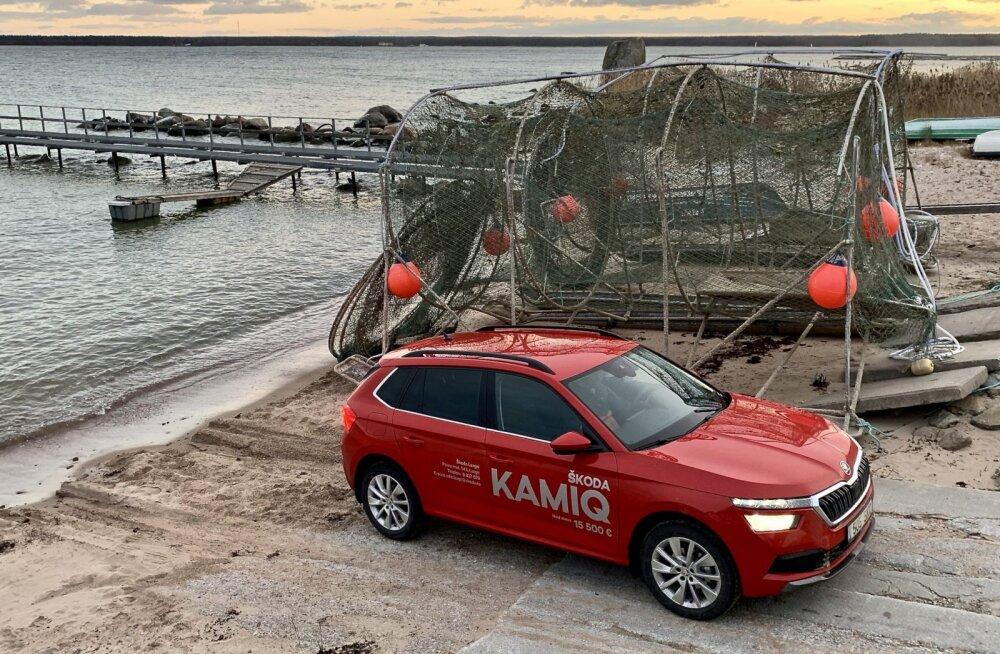 Aasta auto Soomes 2020 tiitli võttis ülivõimsa võiduga Škoda Kamiq