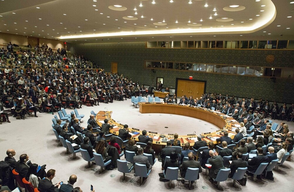 ÜRO Julgeolekunõukogu
