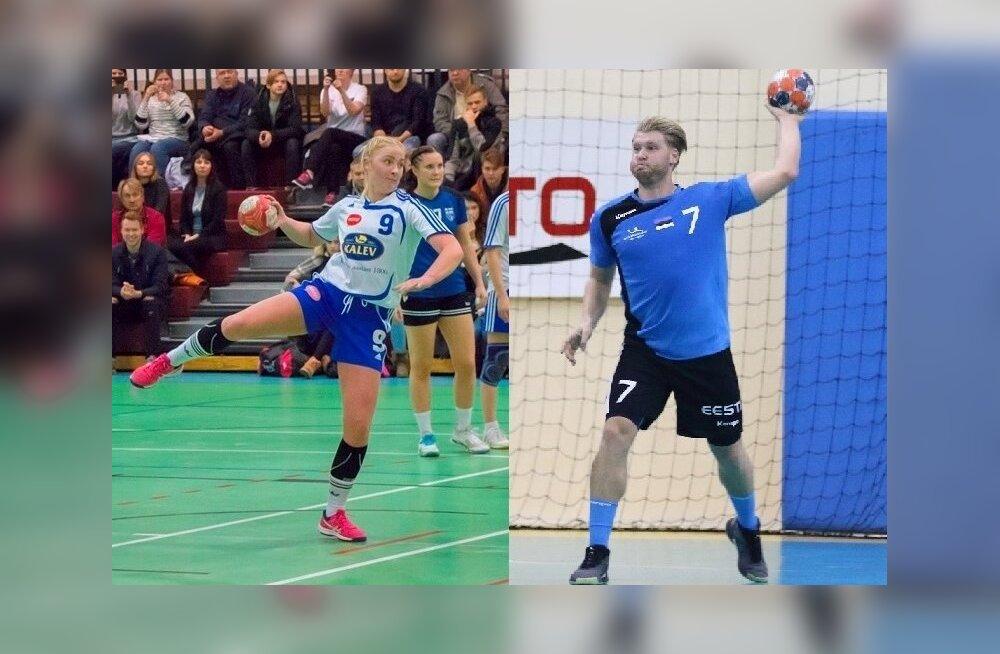 Eesti parimad aastal 2019 – Alina Molkova ja Dener Jaanimaa.
