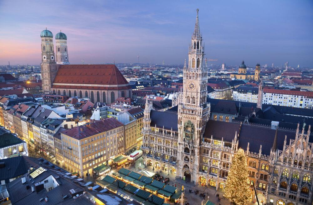 Detsembrist saab otselennuga Tallinnast Münchenisse