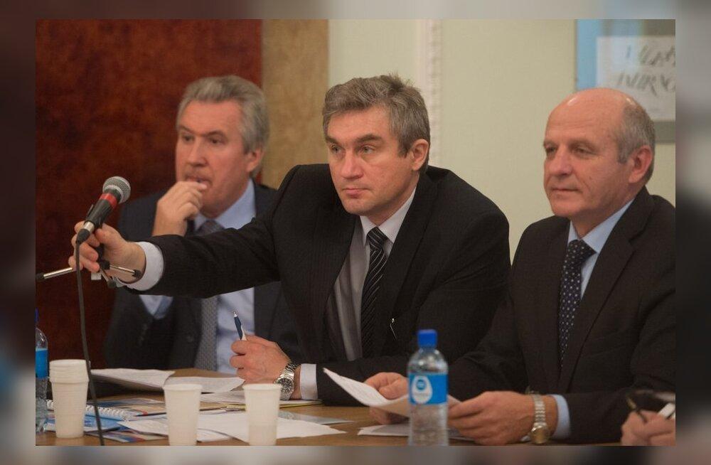 Pihkva oblasti esindajad Vene Kultuurikeskuses