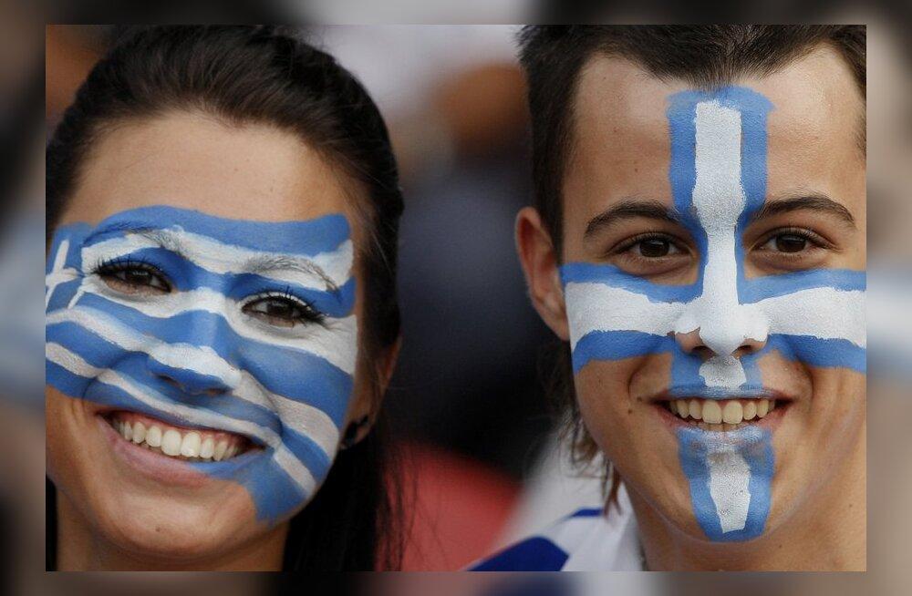 VIDEO: Kreeka väikelinn on võtnud kasutusele oma valuuta