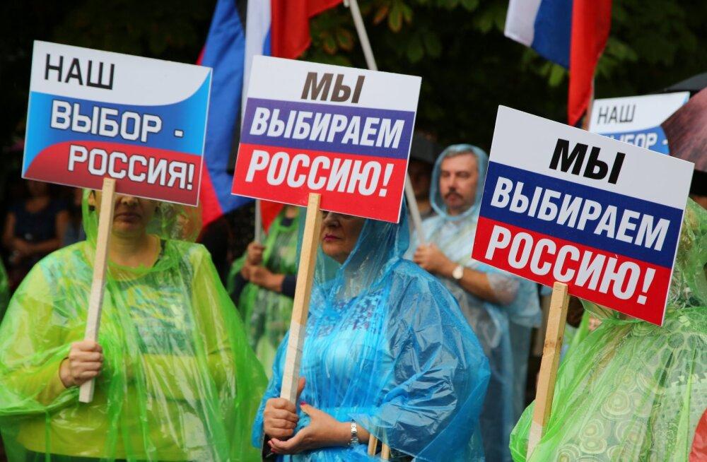 "Глава МИД ФРГ увидел надежду на ""свет в конце тоннеля"" в ситуации по Донбассу"