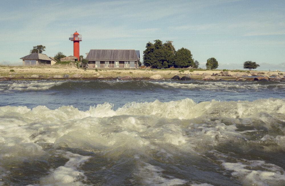 100 aastat merendust Saaremaal