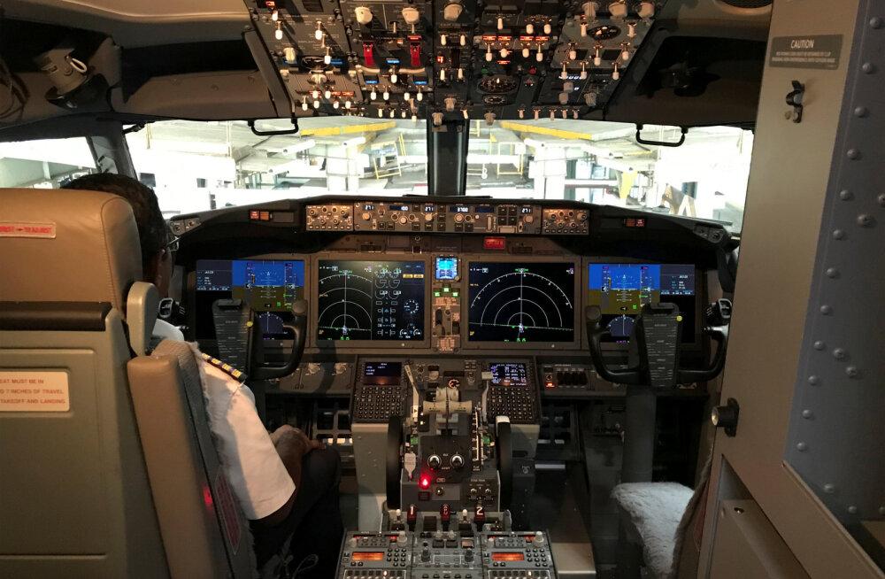 Boeing 737 Max-idele kehtestatud lennupiirang Eestit ei puuduta