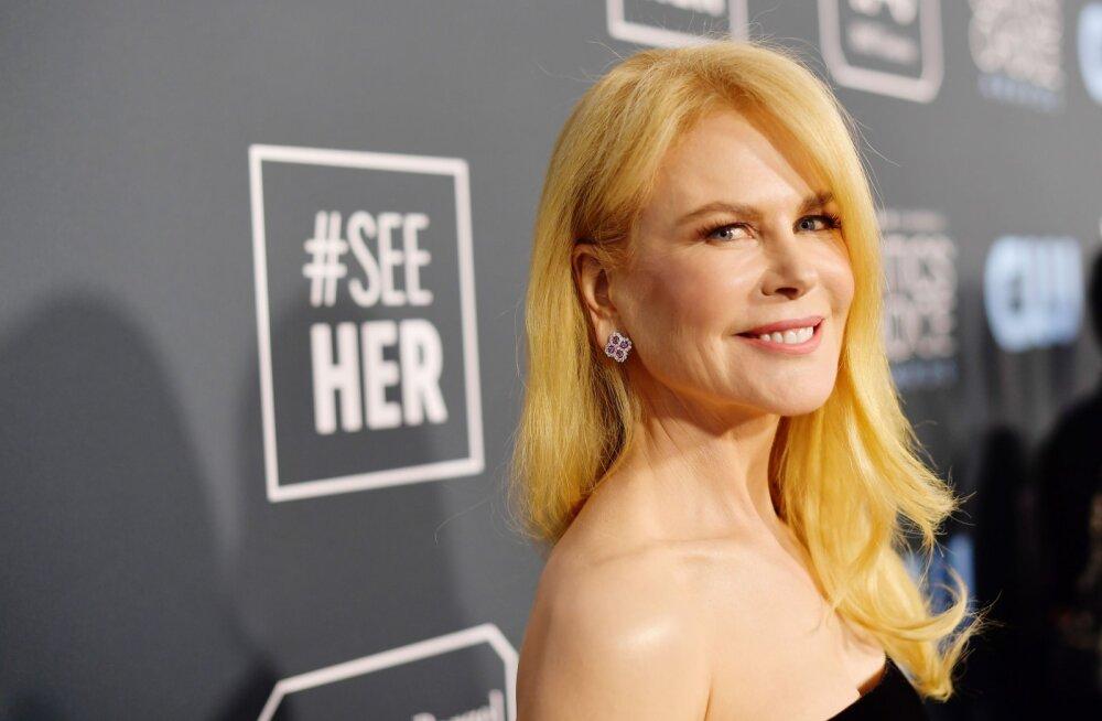 Nicole Kidman tunnistab, et Austraalia tulekahju oleks ka tema peaaegu kodutuks jätnud: me oleme väga tõsises ohus olnud
