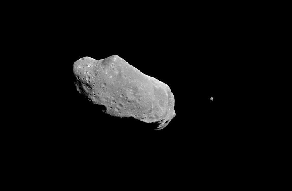 Vene teadlased pakuvad asteroidide vastu kaitseks välja kosmosepiljardi