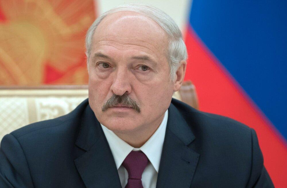 Ukraina väljaanne teatas Valgevene presidendi Lukašenka insuldist - pressiesindaja nimetab jamaks