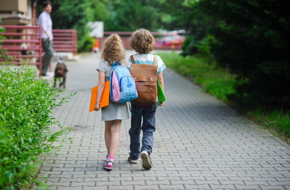 Asjalikud nipid! Kooliõe 7 nõuannet muutmaks laste koolivaheaeg turvaliseks