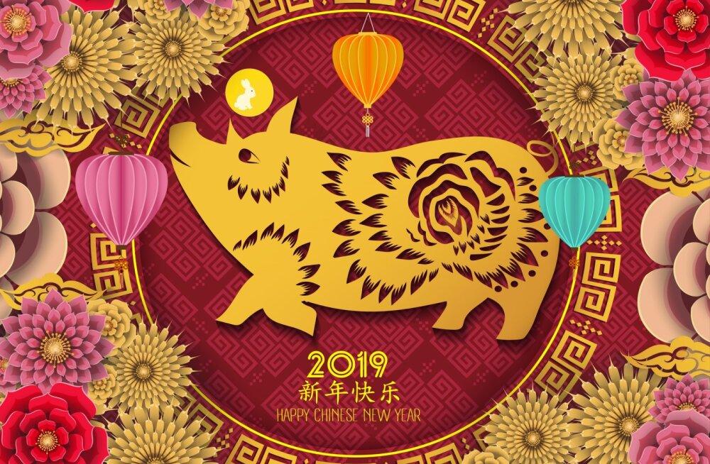 5. veebruaril algab Kollase Maa Sea aasta | Loomamärkide horoskoop