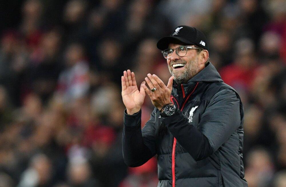 Tottenhami vastu keerulisest seisust välja tulnud Liverpool naases võidureele, Manchester United eksis kahel penaltil, aga sai kindla võidu
