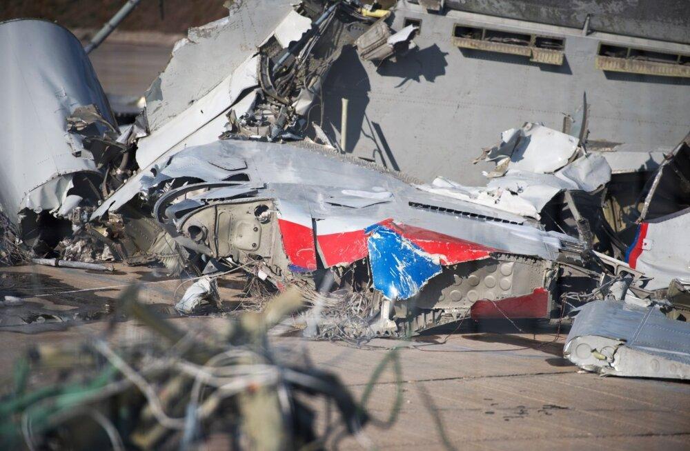 Komisjon: Vene armee Aleksandrovi ansamblit Süüriasse viinud lennuk kukkus alla piloodi vea tõttu